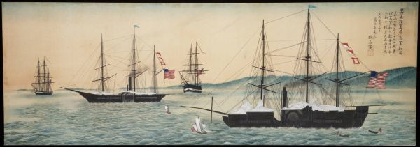 0417-painting_of_the_united_states_east_india_squadron_in_tokyo_bay.jpg
